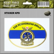 STICKER KPD - STICKER3033