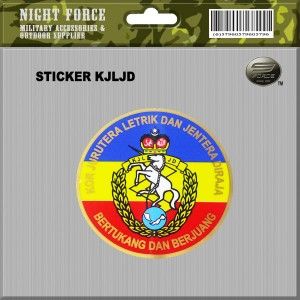 STICKER KJLJD - STICKER3035