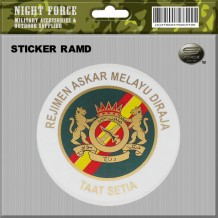 STICKER RAMD(FOR MOTORBIKE) - STICKER3040