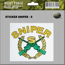 STICKER SNIPER-S - STICKER3044