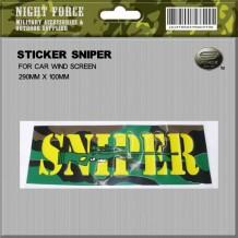 STICKER SNIPER - STICKER3045