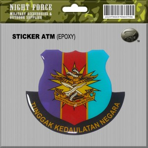 STICKER ATM(EPOXY) - STICKER4047