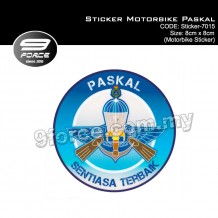 Sticker Motorbike Paskal - Sticker7015