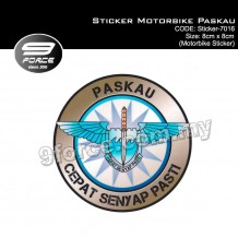 Sticker Motorbike Paskau - Sticker7016