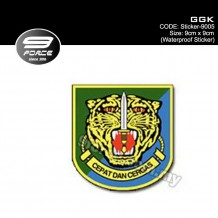 Sticker Windscreen - GGK - Sticker9005C