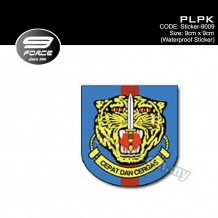 Sticker Waterproof PLPK - Sticker9009