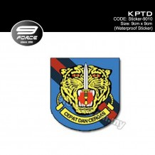 Sticker Waterproof KPTD - Sticker9010