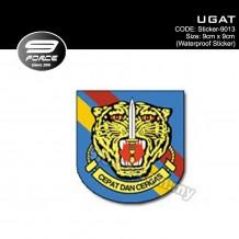 Sticker Waterproof UGat - Sticker9013