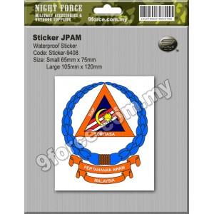 Sticker waterproof - JPAM - sticker9408