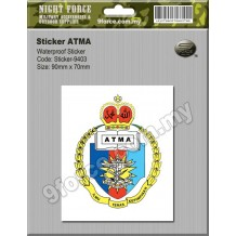 Sticker ATMA - sticker943