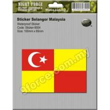 Sticker Selangor Malaysia - sticker9504