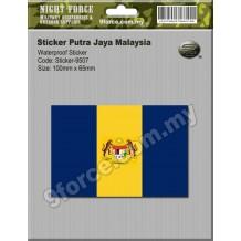 Sticker Putra Jaya Malaysia - sticker9507