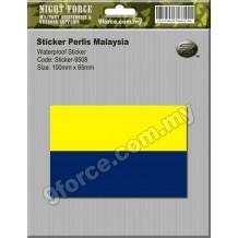 Sticker Perlis Malaysia - sticker9508