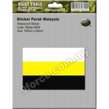 Sticker Perak Malaysia - sticker9509