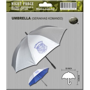 UMBRELLA GERAKHAS(KOMANDO)