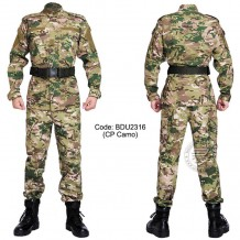 CP Camo - Military BDU (Battle Dress Uniform) Shirt + Pants, Polyester / Cotton Twill, Customize order, 2 weeks delivery (BDU2316)