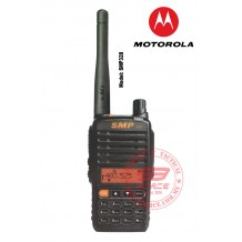 MOTOROLA SMP328 SMP commercial radio long distance walkie-talkie with digital screen-Single Set