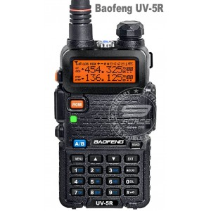 BaoFeng UV-5R Dual Band Walkie Talkie