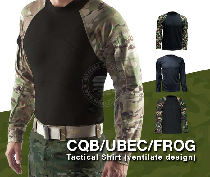 CQB/UBEC/FROG Tactical Shirt