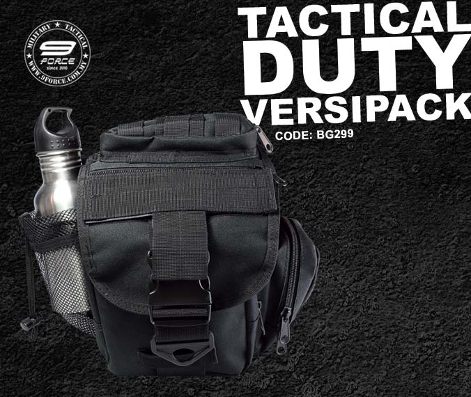 Tactical Duty Versipack BG299