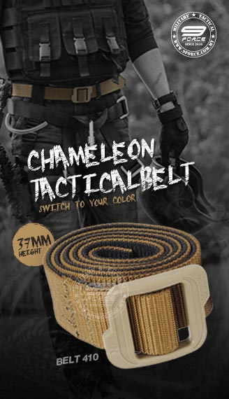 Chameleon Tactical Belt (BELT 410)