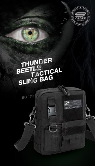 Thunder Beetle Tactical Sling Bag (BG170)