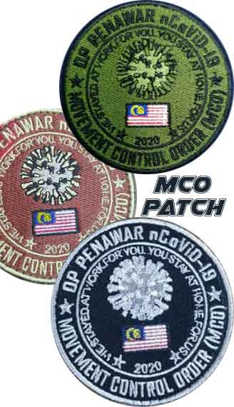 MCO Patch Malaysia, Movement Control Operation