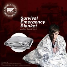 SURVIVAL EMERGENCY BLANKET - CAMP300