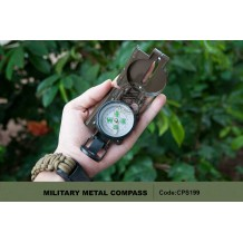 MILITARY METAL COMPASS - CPS199