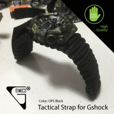 Customize Tactical Strap for you Gshock.