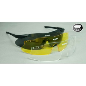 ESS ICE BULLET PROOF TACTICAL EYES WEAR (3 COLORS LENSES)