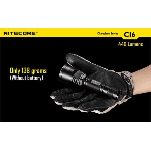 NITECORE CI6 Tactical FlashLight (18 months warranty)