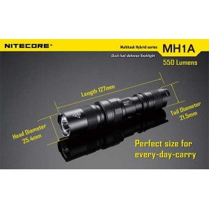 NITECORE MH1A FLASHLIGHT
