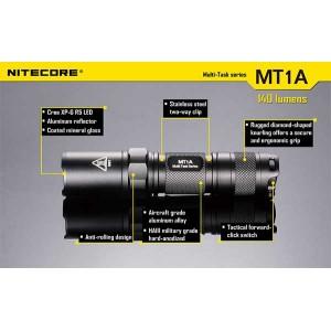 NITECORE MT1A FLASHLIGHT