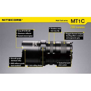 NITECORE MT1C FLASHLIGHT