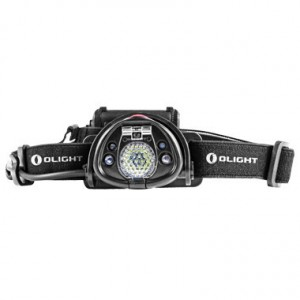 Olight H15S Wave Rechargeable Head Lamp 250 Lumens (Also AAA Batteries Compatible)