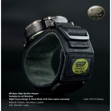 Mil-Spec Hand Made Gripper Black (Life time repair warranty) - GP1210