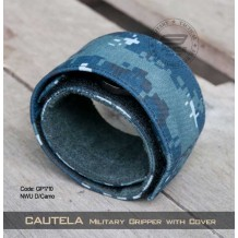 CAUTELA Military Gripper with Cover, NWU Digital Camo (GP1710)