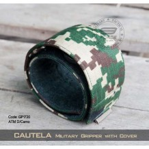CAUTELA Military Gripper with Cover, ATM Digital Camo (GP1720)