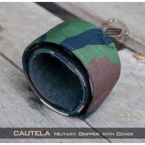 CAUTELA Military Gripper with Cover, ATM Camo (GP1730)