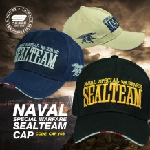 NAVY SPECIAL WARFARE SEAL MAN CAP - CP103