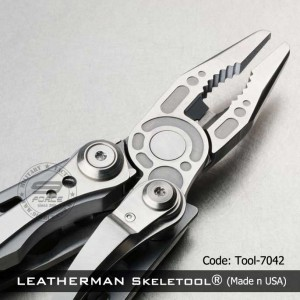 LEATHERMAN SKELETOOL® Multiple Tools  (Made in USA) TOOL7042