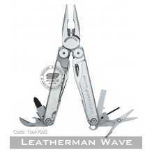 LEATHERMAN WAVE® Multiple Tools  (Made in USA) - TOOL7025