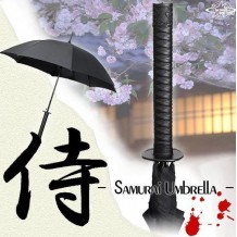Samurai Umbrella Japanese Samurai Shinsengum sword umbrella