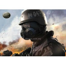 Tactical Gas Mask (For paintball use)