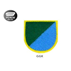 Backing Beret / Pelapik GGK