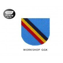 Backing Beret / Pelapik Workshop GGK