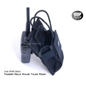 THUNDER Molle Walkie Talkie Pouch