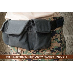 NF Tactical Tri-Duty Waist Pouch (BG280)