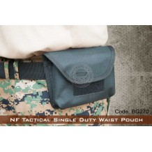 NF Tactical Single Duty Waist Pouch (BG270)